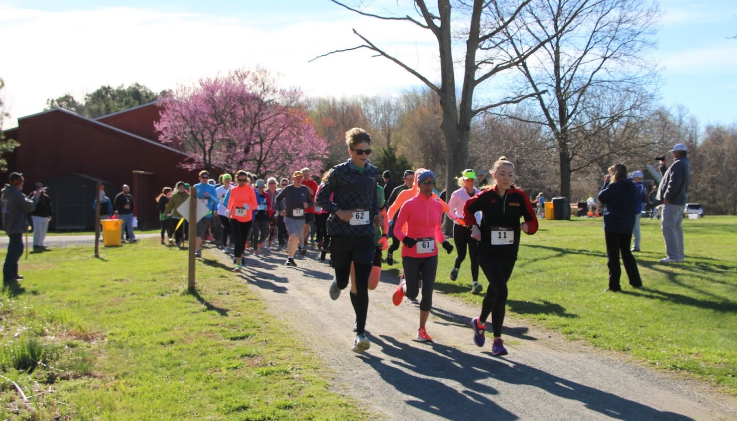 Celebrate Spring at the 13th Annual Arbor Day Run