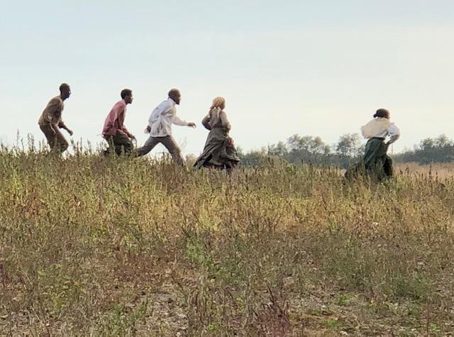 Film on Harriet Tubman shot in Caroline County
