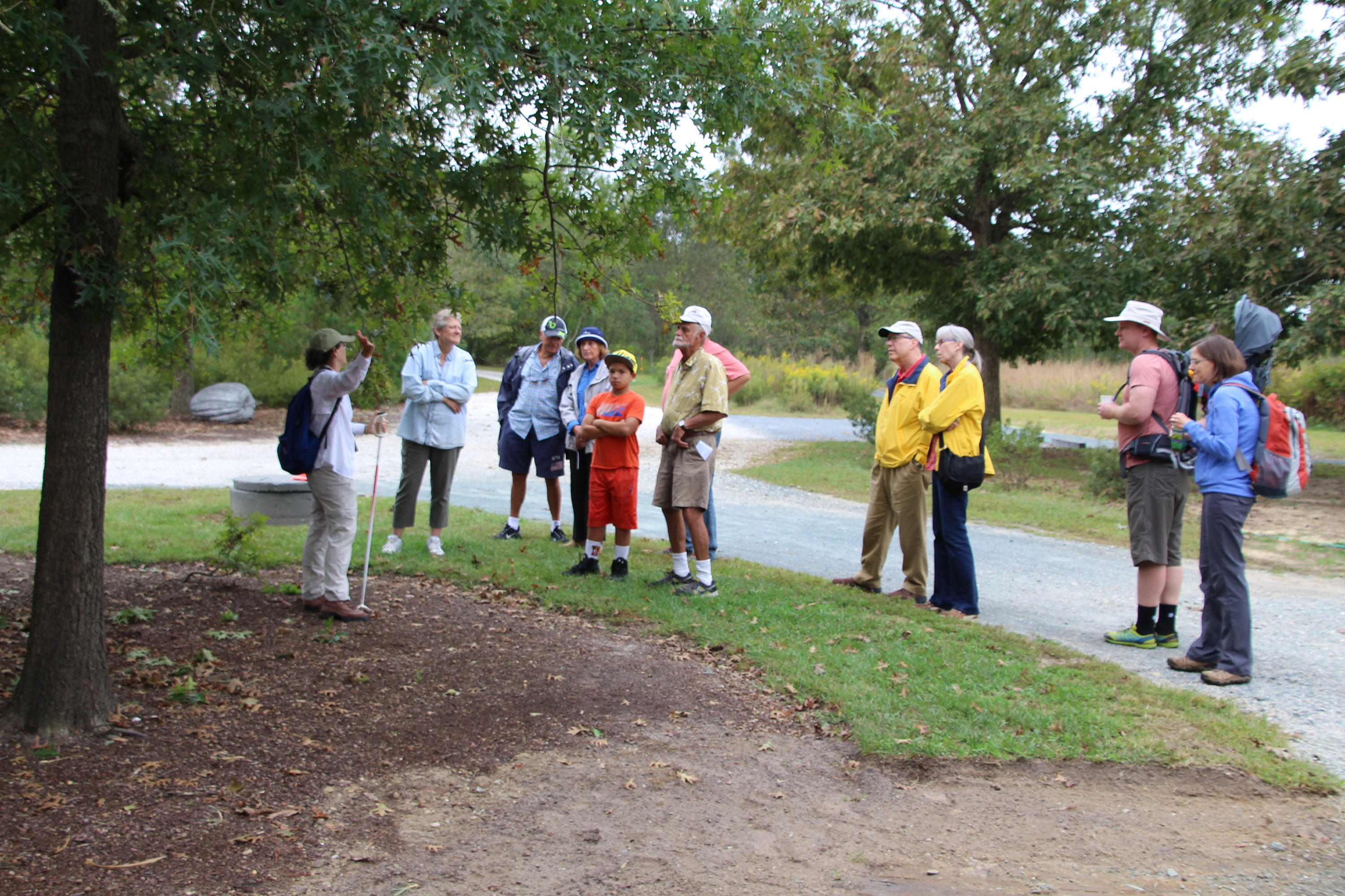 Adkins Arboretum Announces 2019 Soup 'n Walk Program Schedule