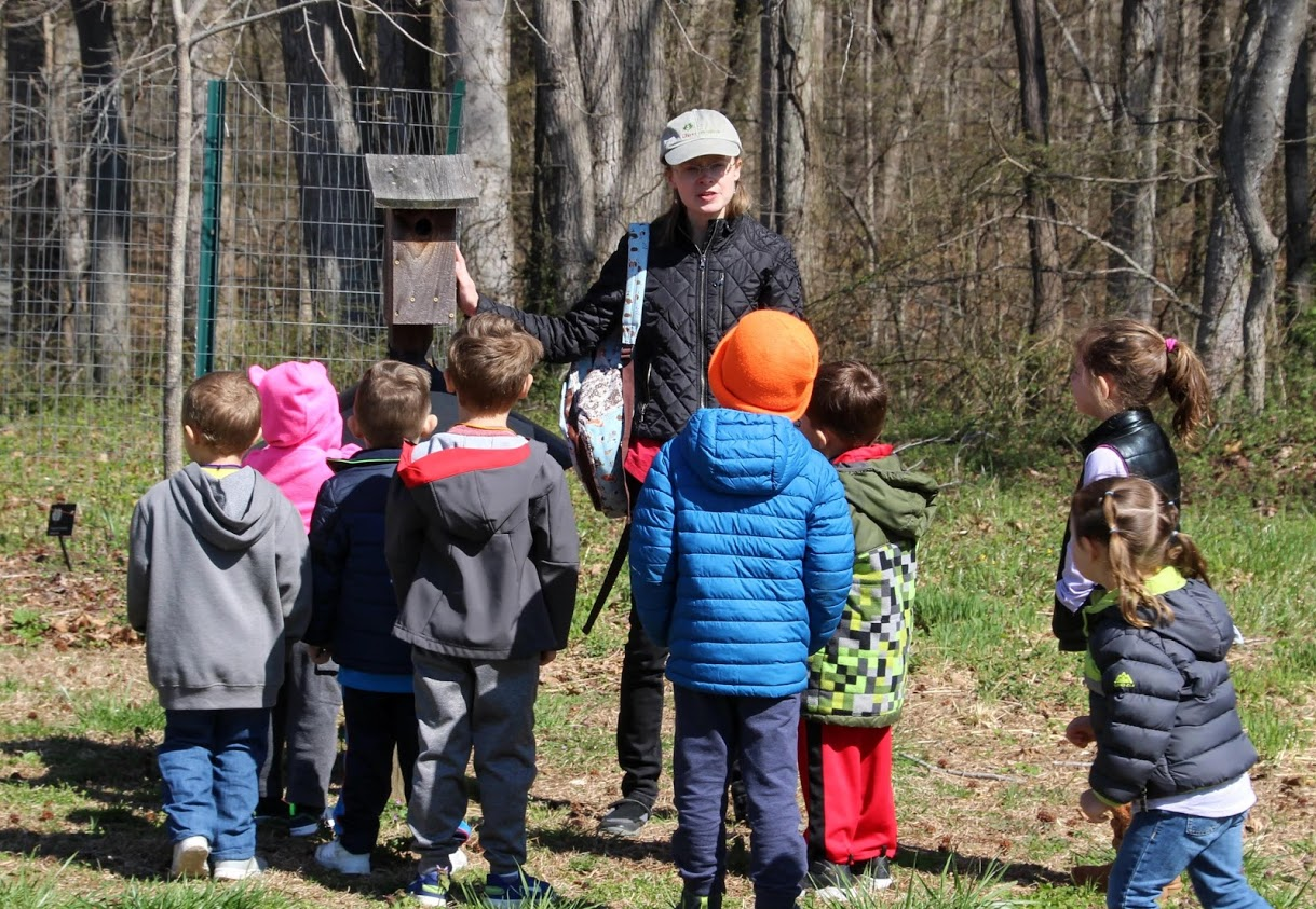 AdkinsArboretum Offers Nature Fun for Preschoolers