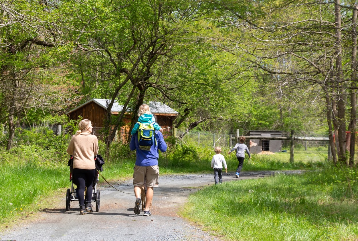 Hit the Trails in Caroline County