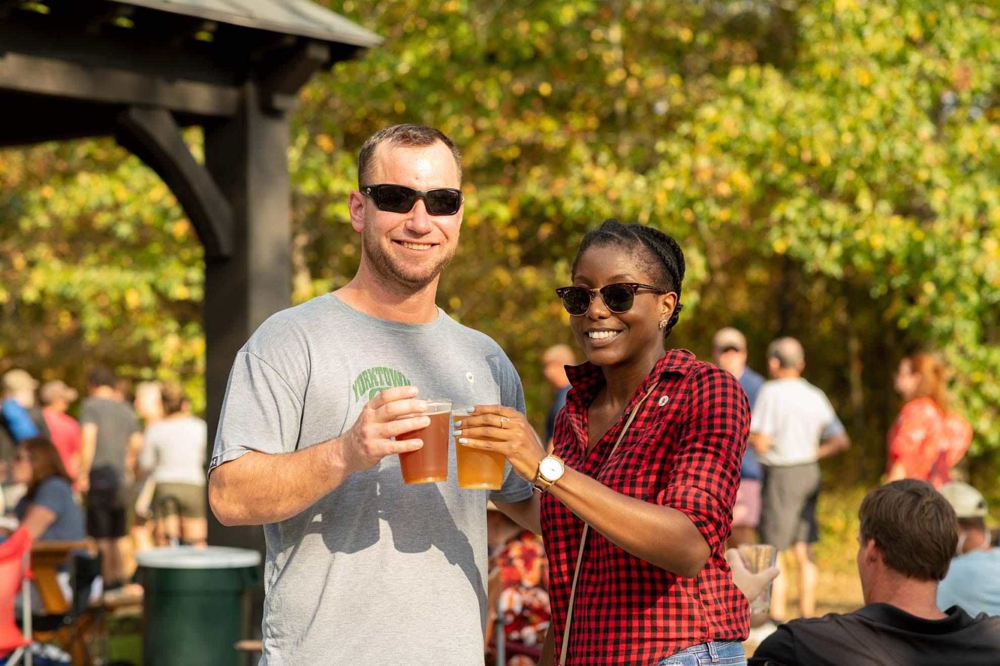 The Dirty Grass Players to Headline Adkins Arboretum Beer Garden October 23